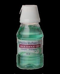 Chlorhexidine Mouthwash Ip/Bp