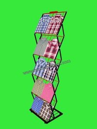10 Shirts Display Stands