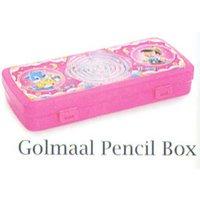 Designer Plastic Pencil Box