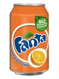 Cold Drink (Fanta)