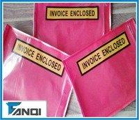 Self Adhesive Packing Slip Envelope / Packing List Envelope
