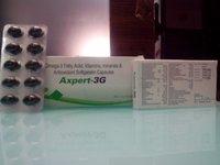 Omega 3 Gatty Acid Green Tea Extract Softgelatin Capsule