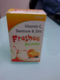 Vitamin C And Dextrose Powder