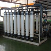 Water Purifier With Uf Membrane Filter