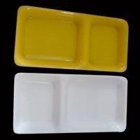 Acrylic Sambar Vada Plates