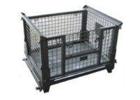 Collapsible Heavy Duty Metal Pallets