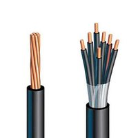 Flexible Silicon Rubber Cable