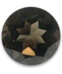 Gorgeous Round Smoky Quartz Gemstone