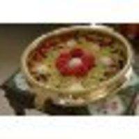 Swethamber Arts Brass Vessel Bowl Urli Decorative