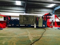 Industrial Lengthway Stretch Machines