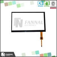 Oem Standard Capacitive Touch Screen 7 Inch