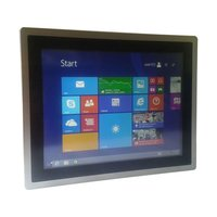 15 Inch Flat Industrial Touch Screen Panel Pc