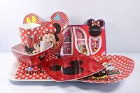 Children Melamine Dinnerware Set
