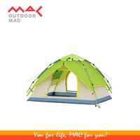 3-4 Person Camping Tent MAC - AS078