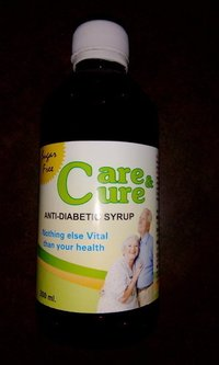 Care And Cure Syrup