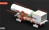 Mine Wet Type Dedusting System