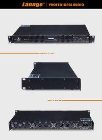 Digital Power Amplifier Pc-1102 Class D 1u 2*1000w