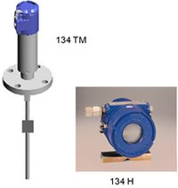 Magnetostrictive Level Transmitter With Fill Point Indicator