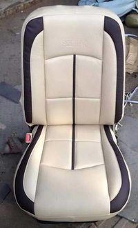 Jazz Leather Car Seat Cover