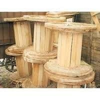 Cable Wooden Drum