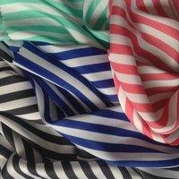 Colored Chiffon Fabric