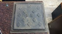 Cast Iron Pit Cover