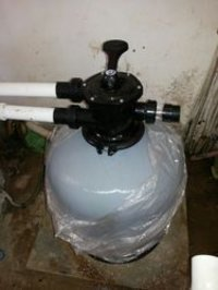 Fiberglass Imported Filter For Swimming Pool