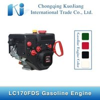Chinese Four Stroke Lc170fds Snowplow Power Engine
