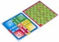 Ludo And Snakes And Ladders Set