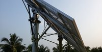 Single And Dual Axis Solar Tracker