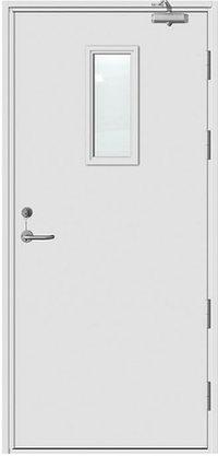 Fireproof Material Security Door