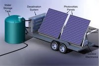 Solar Water Desalination Plant
