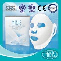 Hibis 3d Firming Facial Mask