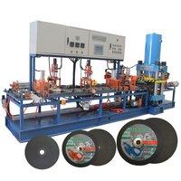 Grinding Wheel Making Machine