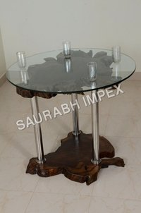 Root Glass Table
