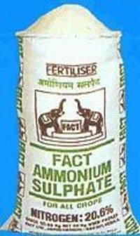 Fact Ammonium Sulphate