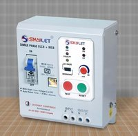 Elcb (Earth Leakage Circuit Breaker) And Mcb With High & Low Voltage Protection 32 A