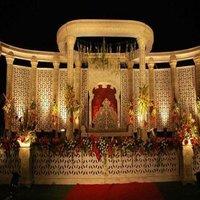 Fiber Wedding Mandap