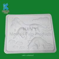 Custom Biodegradable Interesting Plant Pulp Arts And Crafts