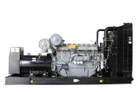High Quality Genset With Perkins Engine