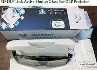 3d Active Shutter Glass For Dlp Projector