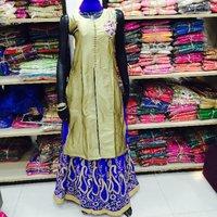 Readymade Ladies Anarkali Salwar