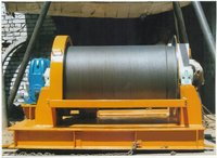 Hydraulic And Electric Winch 3-10 Tons