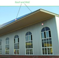 Chuanshu Plant Fiber Roof Sheet For Roof And Wall