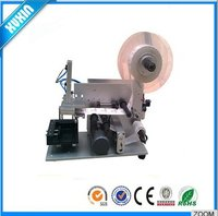 Flat Bottle Label Sticker Machine X-60