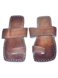Leather Chappal