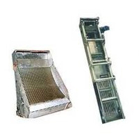 Self Cleaning S Type Mechanical Bar Screen