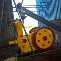 90mm Biomass Briquetting Machine
