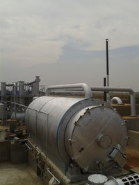 Scrap Tyre Pyrolysis Plants