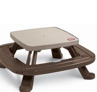 Fold N Store Picnic Table